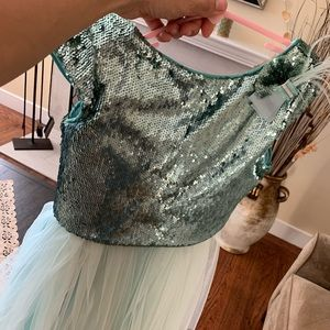 Other - 2, 2 piece girls dresses